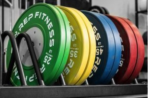 Rep Competition Bumper Plates