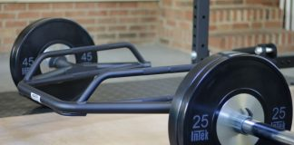 Intek Functional Trap Bar with Intek Bravo Bumpers