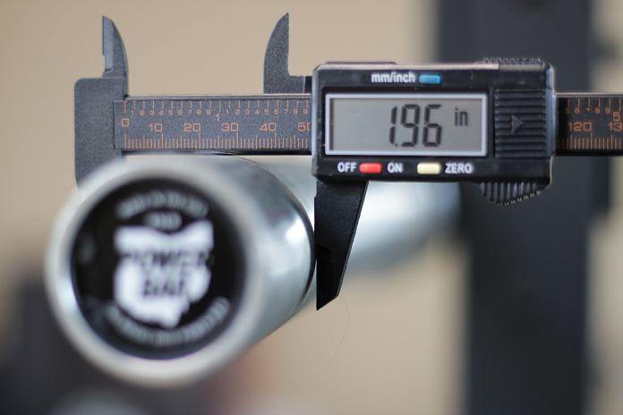 Rogue Ohio Power Bar Sleeve Diameter