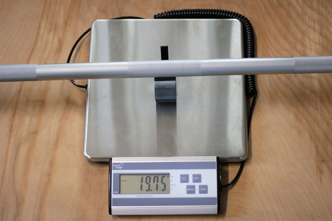 Fringe Sport Weightlifting Bar Weight