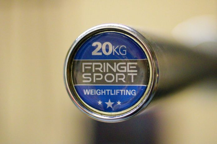 Fringe Sport Weightlifting Bar End Cap