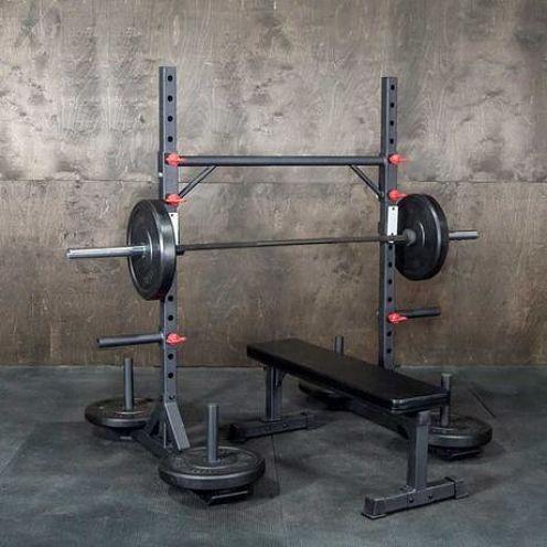 DIY Yoke for $100 - Garage Gym Lab