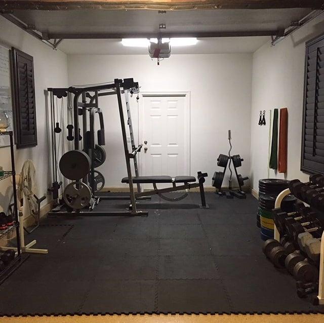 Liam Connolly High School Gym