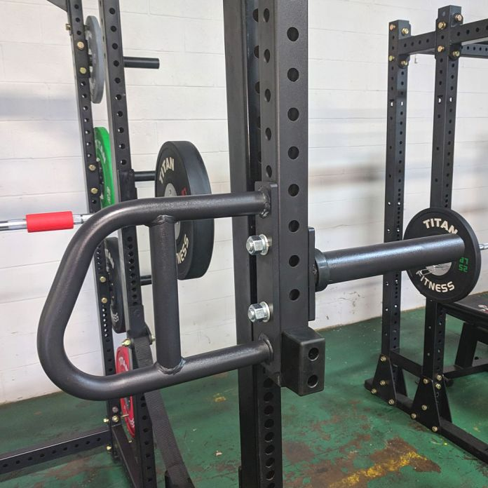 Titan Fitness Lever Arm Handle Garage Gym Lab