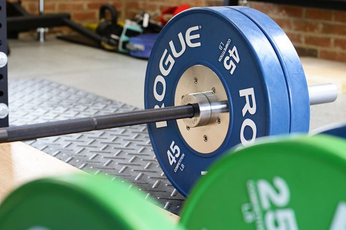 Vulcan Absolute Power Bar Loaded 2 Garage Gym Lab