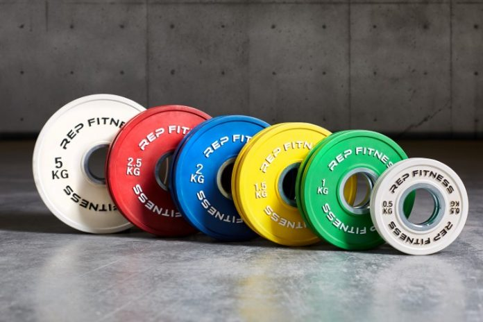 Rep Fitness Change Plates - Garage Gym Lab