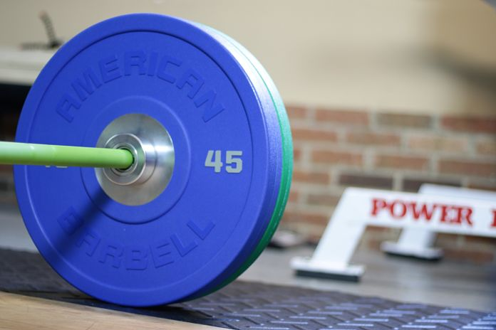 American Barbell Urethane Angle 7 Garage Gym Lab