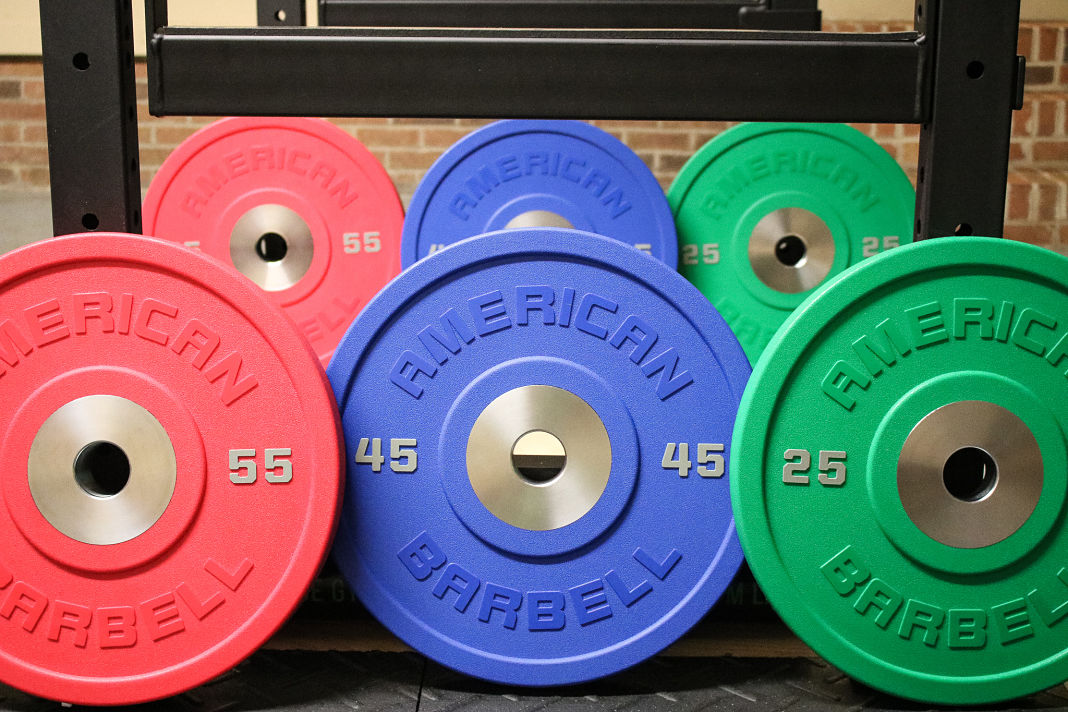 American Barbell Urethane Plates