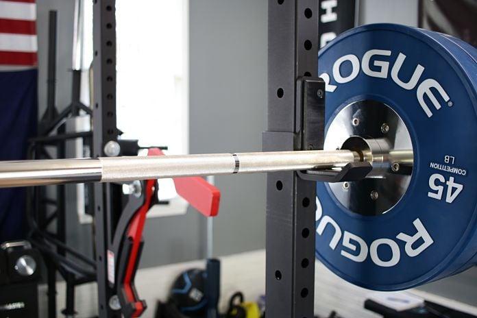 Kabuki Strength Power Bar - Loaded 4 Garage Gym Lab