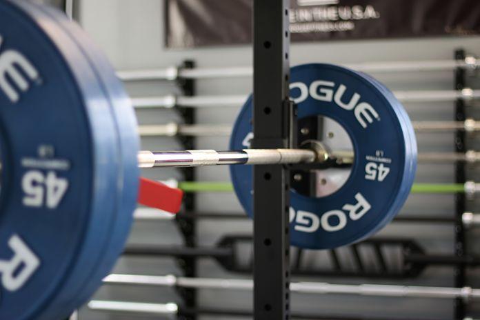 Kabuki Strength Power Bar - Loaded Garage Gym Lab