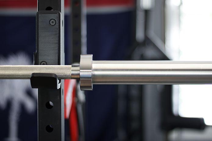 Kabuki Strength Power Bar - Sleeve Garage Gym Lab