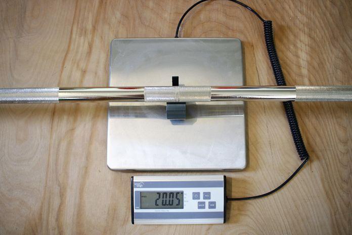 Kabuki Strength Power Bar - Weight Garage Gym Lab