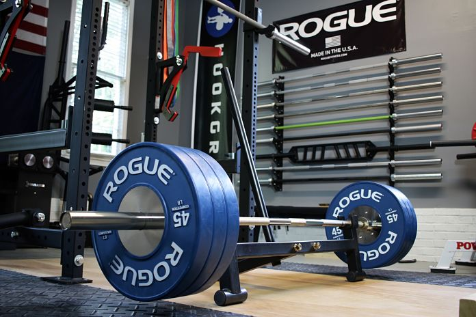 Titan Fitness Deadlift Jack Garage Gym Lab
