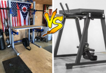 DIY Reverse Hyper Garage Gym Lab