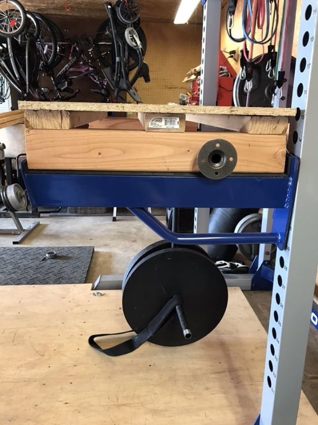 DIY Reverse Hyper 3 - Garage Gym Lab