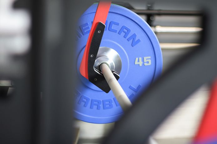 American Barbell Mammoth Bar - Framed Garage Gym Lab