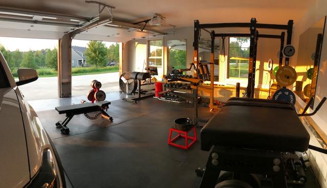 Catie's Garage Gym 7 - Garage Gym Lab