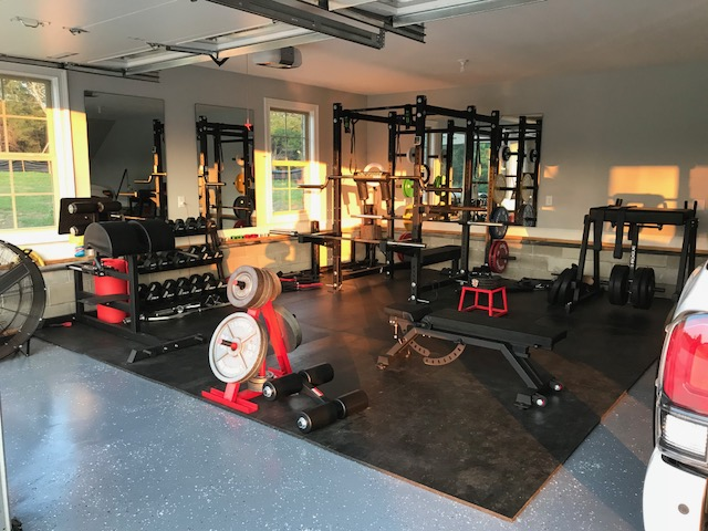 Catie's Garage Gym - Garage Gym Lab