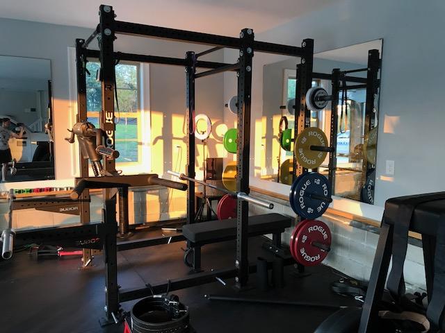 Catie's Garage Gym 5 - Garage Gym Lab