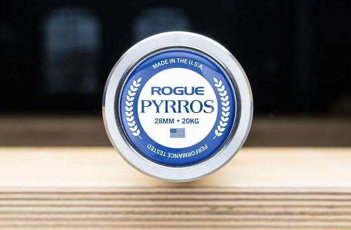 Rogue Pyrros Bar Garage Gym Lab Rogue Home Gym