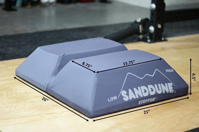 Sanddune Measurements Garage Gym Lab