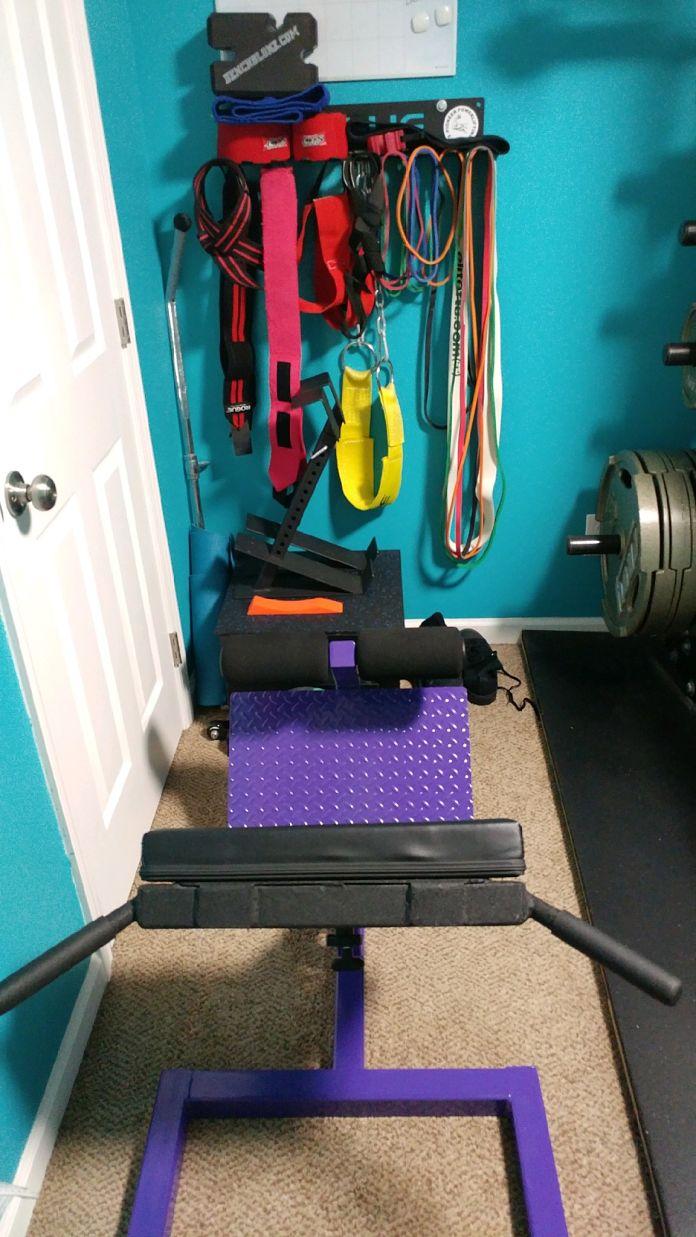 Jim & Holly Badass Home Gym Garage Gym Lab 6