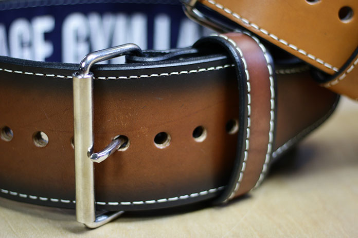 Pioneer Belt Single Prong Dyed