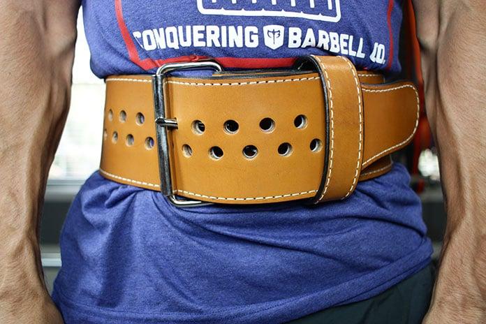Pioneer Belts - Pioneer Cut Garage Gym Lab