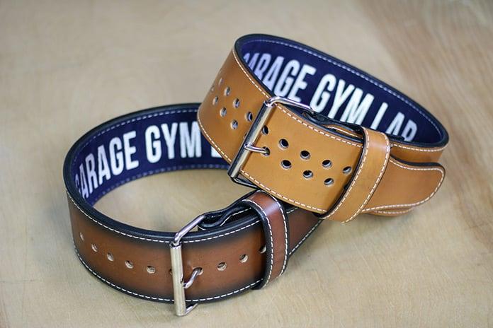Pioneer Belts Prong Garage Gym Lab