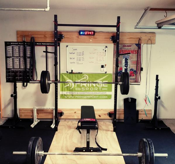 The Ultimate Guide To Building A Budget Home Gym Garage