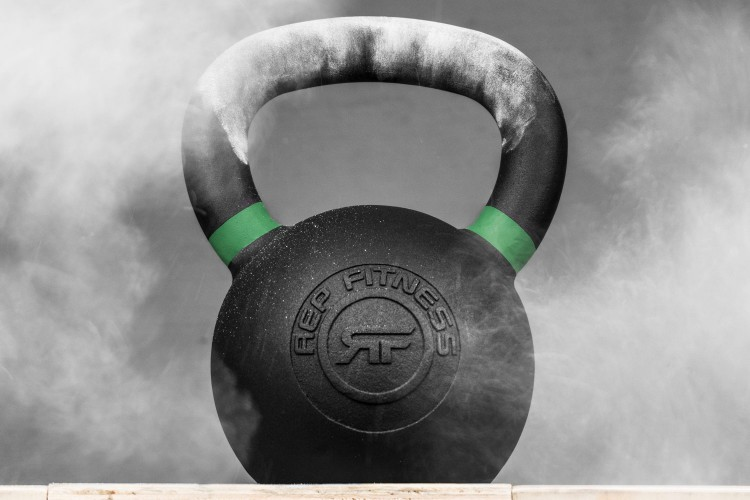 Rep Fitness Kettlebell Garage Gym Lab
