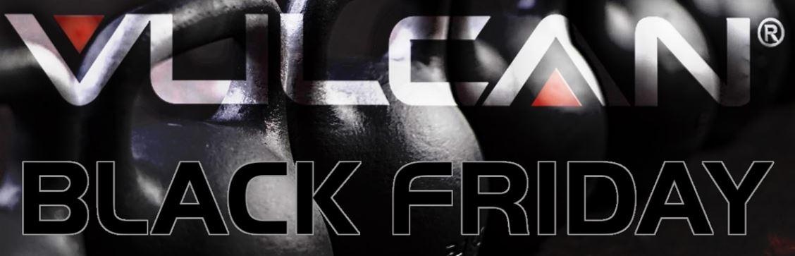 Vulcan Black Friday Garage Gym Lab