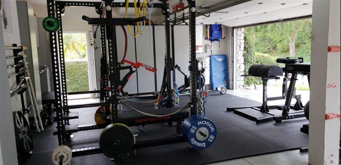 Willie's Stellar Garage Gym 2 Garage Gym Lab