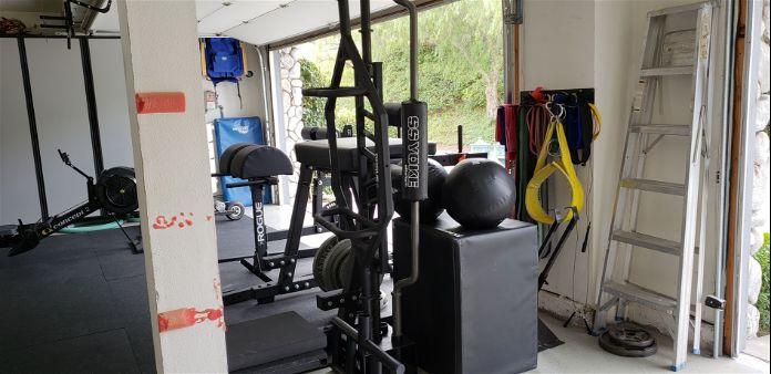 Willie's Stellar Garage Gym 5 Garage Gym Lab