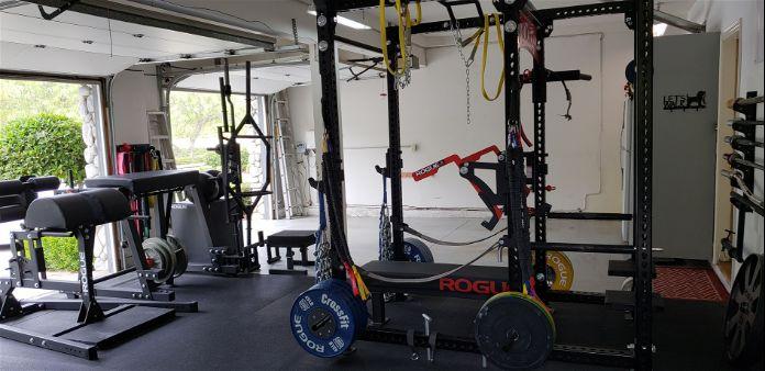 Willie's Stellar Garage Gym 4 Garage Gym Lab