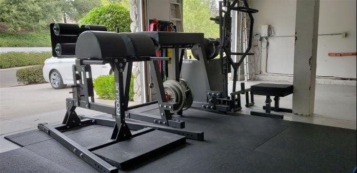 Willie's Stellar Garage Gym 7 Garage Gym Lab