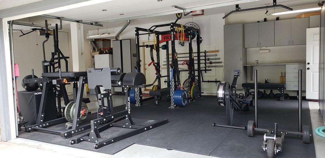 Step Into Willie S Stellar Garage Gym Garage Gym Lab