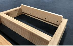 Adjustable Pulling Block 3 - Garage Gym Lab