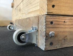 Adjustable Pulling Block 6 - Garage Gym Lab