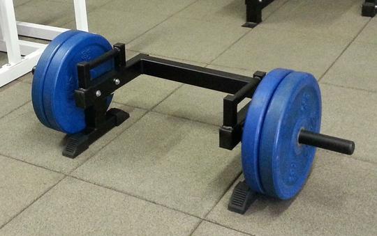 Edge Fitness RickShaw - Garage Gym Lab