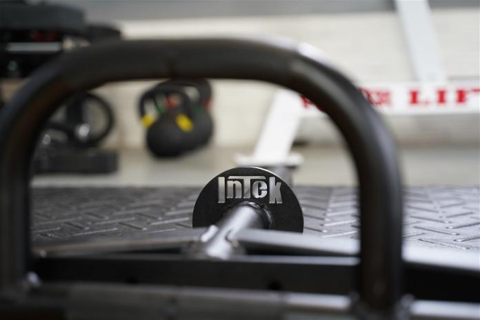 Intek ModF Bar - Collar 2 - Garage Gym Lab