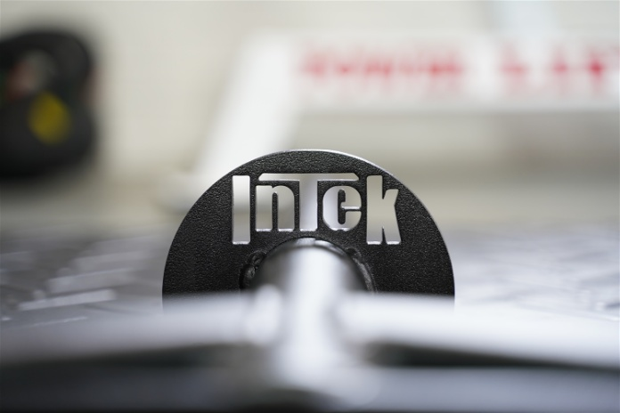 Intek ModF Bar - Collar Straight - Garage Gym Lab