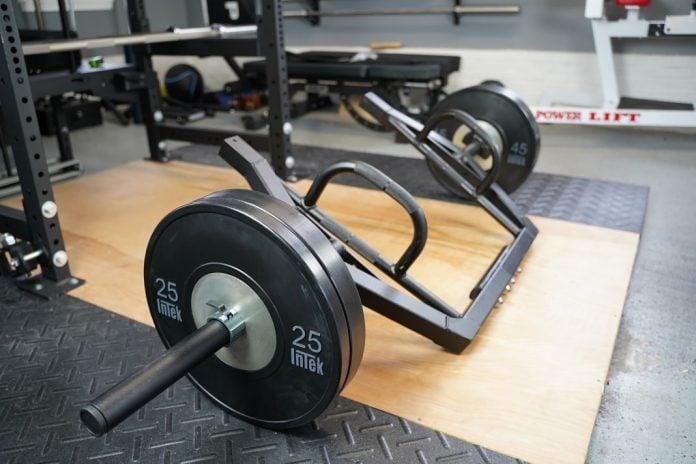 Intek ModF Bar Cover - Garage Gym Lab
