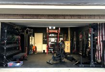 Matt & Michelle's Incredible Garage Gym 1 - Garage Gym Lab
