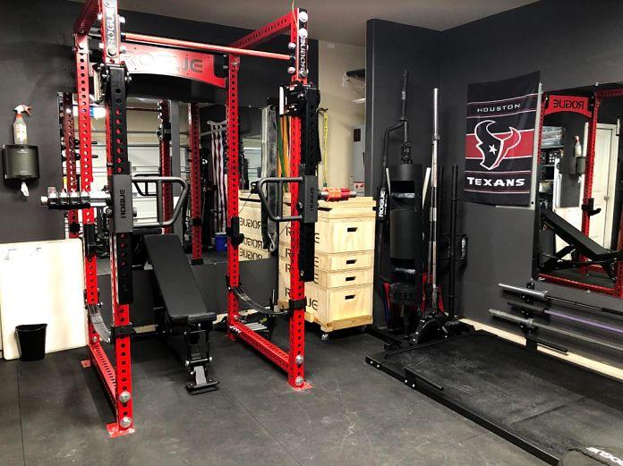 Matt & Michelle's Incredible Garage Gym 7 - Garage Gym Lab