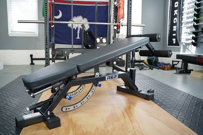 Rep Fitness AB-5000 Zero Gap Rep Adjustable Bench - Overall - Garage Gym Lab