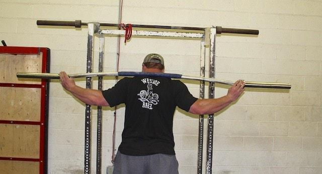 TDS Bow Bar 2 - Garage Gym Lab