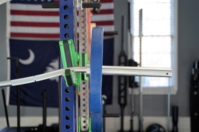 Vulcan Buffalo Bar - Negative Angle - Garage Gym Lab