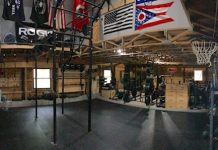 Brian's Crossfit Barn Gym - Garage Gym Lab