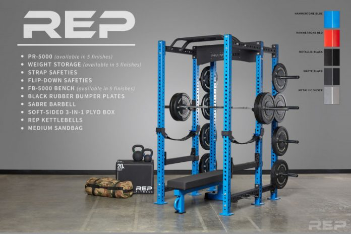 Rep Fitness PR-5000 Cover Image - Garage Gym Lab